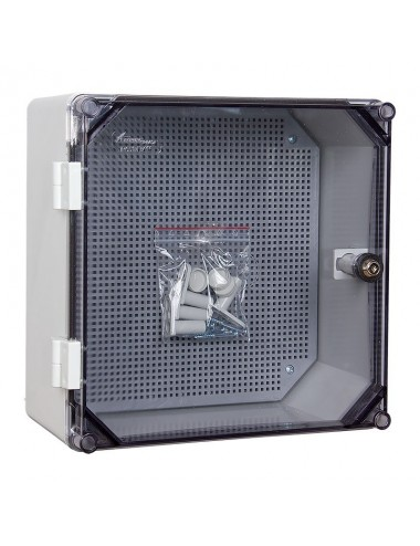 Plastic enclosure 300x275x160 IP65
