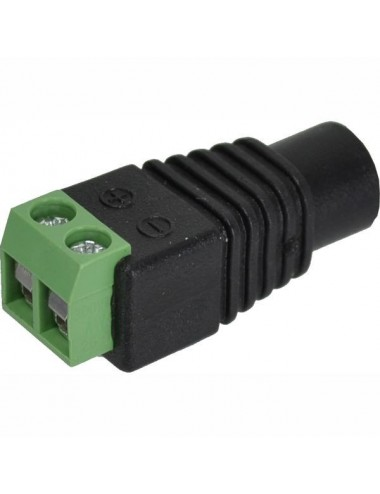 Plug for camera PSU cable assembly