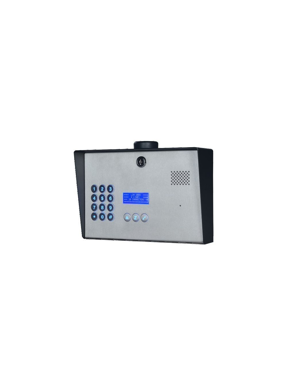copy of GSM Intercom LCD with Access Control