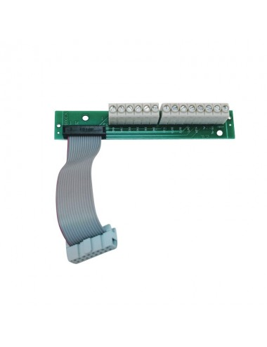 Auxiliary printing for inputs and outputs on door interface DBM 5-6000 - 22008992