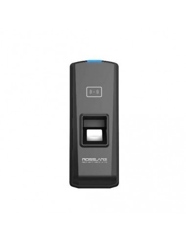 Fingerprint reader with Mifare RFID