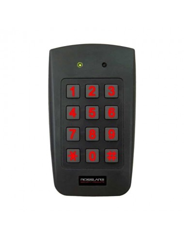 Code keypad with proximity read (AYC-F64) plastic
