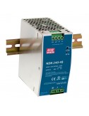 Power supply 24V 10A DIN rail