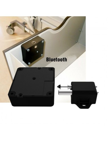 Engine lock for drawers / cabinets BLUETOOTH