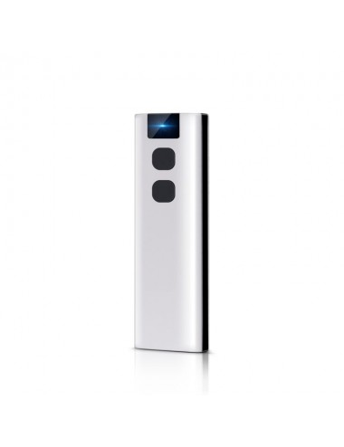 Remote control with 2 buttons, with wall bracket