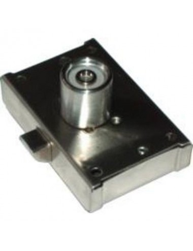 Motor lock for cabinets and drawers