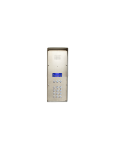 3G Flatphone LCD with access control