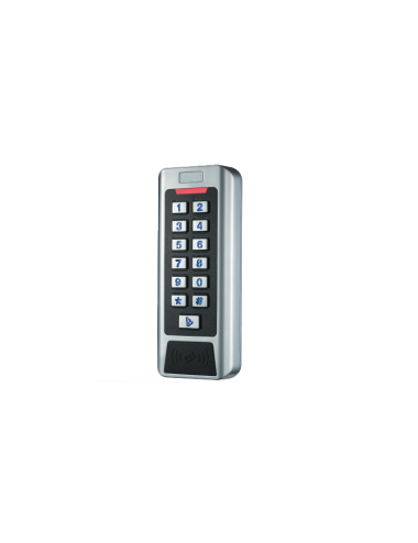 Code keypad with proximity reader