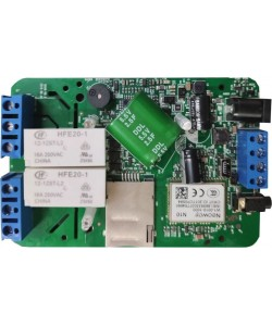 GSM control for public WC or bicycle rental