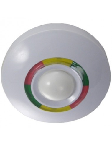 Wireless ceiling disc detector 868Mhz