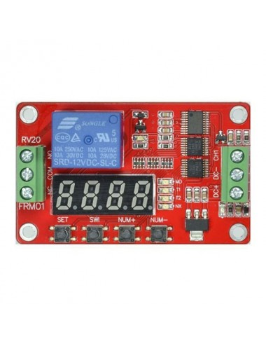 Universal timer with 18 functions