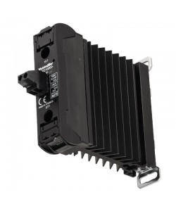 Solid State Relay 12V DIN-rail contact kit for 230VAC