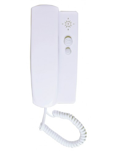 Port phone 2-wire with tube