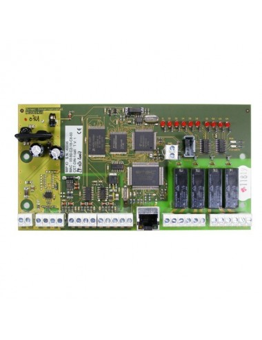 Alarm modul for IP, 6 zoner - 25005403