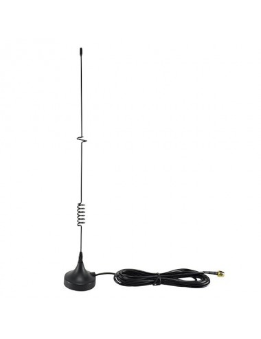 GSM antenna with extra gain, 7dB