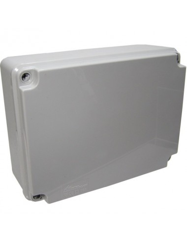 Plastic enclosure medium