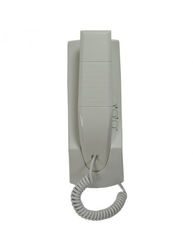 Apartment entry phone w/receiver
