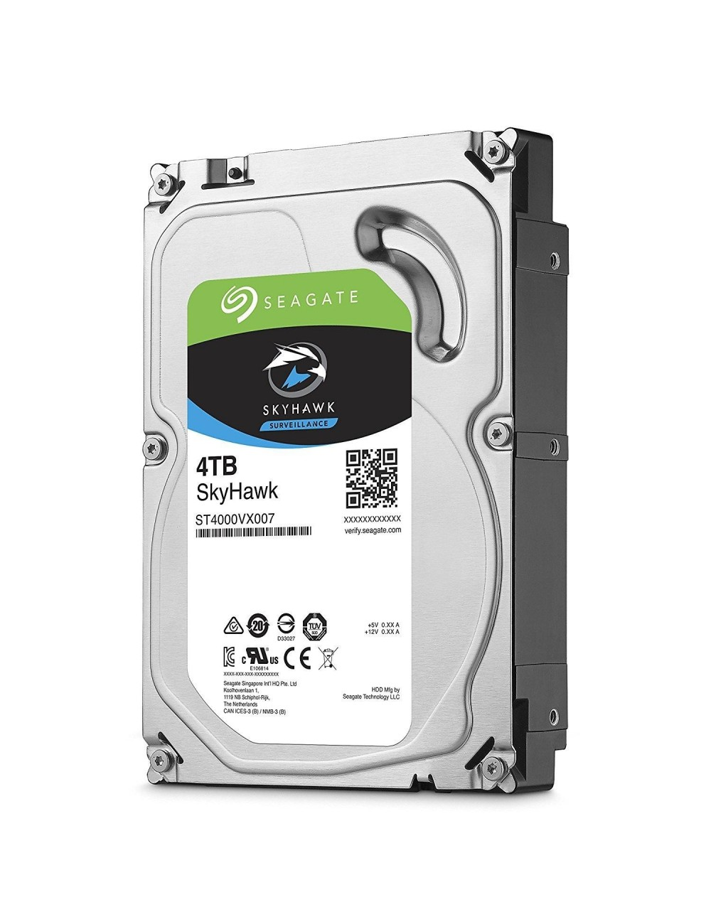 Hard drive for DVR recorder 4TB