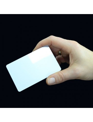 Proximity key card 125kHz glossy for foil