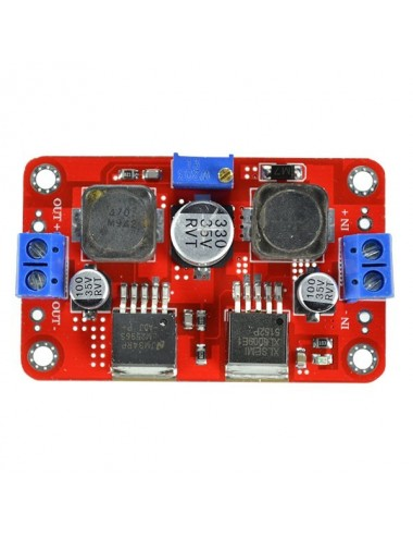 Voltage converter up/down 1.25-26V