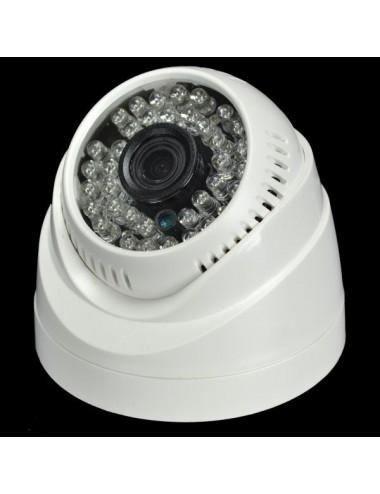 AHD IR dome camera, 3,6mm