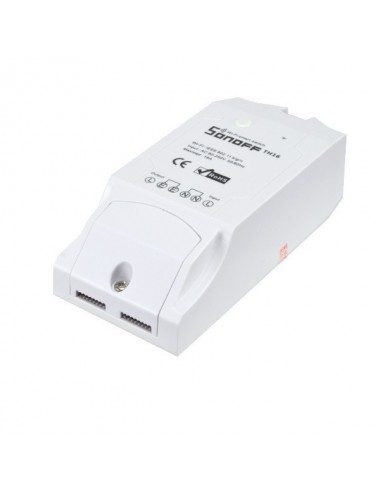 WiFi Switch with temperature input