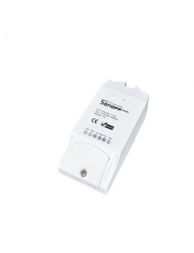 Wifi switch 2 channel