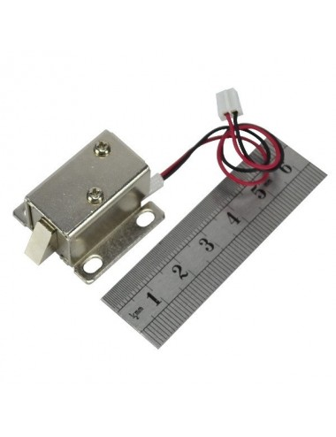 Cabinet and Drawer Lock 12V - Mini