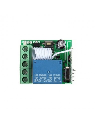 RF receiver 1 channel