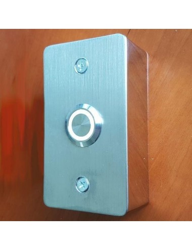 Box for push button
