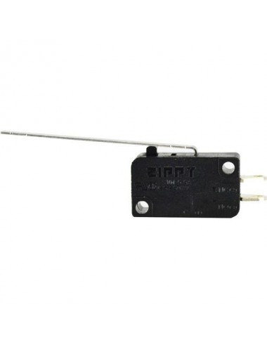 Micro switch with long actuator 5A 125-250VAC